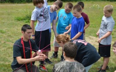 Camp Leadership Programs: Teaching Skills for Camp, College, and Life