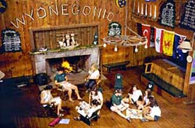 Wyonegonic Camps