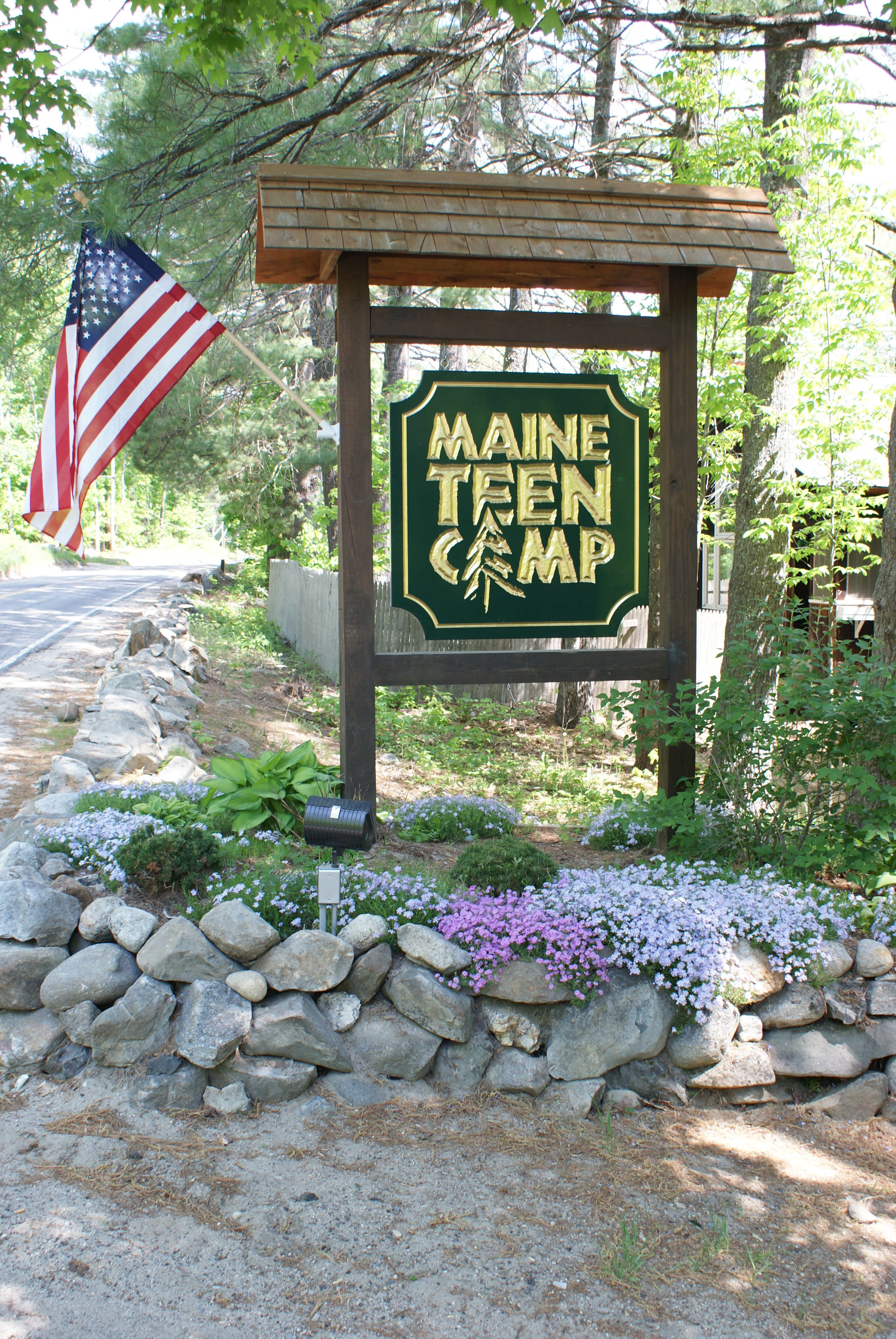 Teen camps in maine