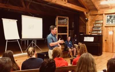 """Courageous Ignorance"" Training: Camp Experts Talk Diversity, Acceptance"