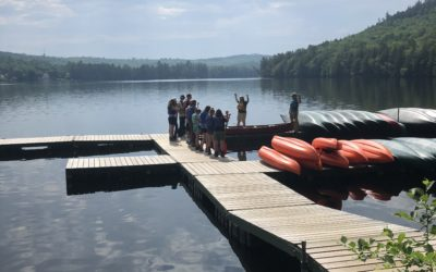 Junior Maine Guide Candidates Gather for Annual Rendezvous