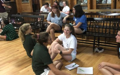Collaborative Problem Solving: Counselors Learn New Approaches to Managing Camper Conflict
