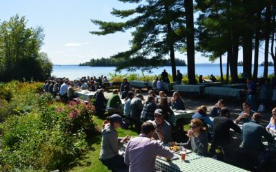 Annual Fall Meeting Draws Nearly 100 Maine Summer Camps Professionals