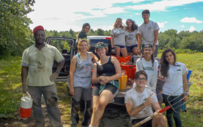 Maine Camp Community Service Programs: Kids Paying it Forward